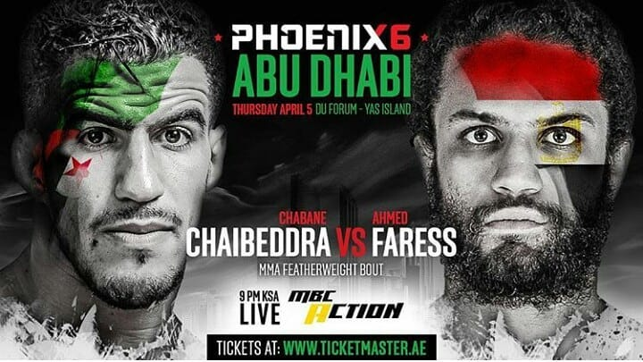Ahmed 'Prince' Faress Ready for Phoenix Debut!